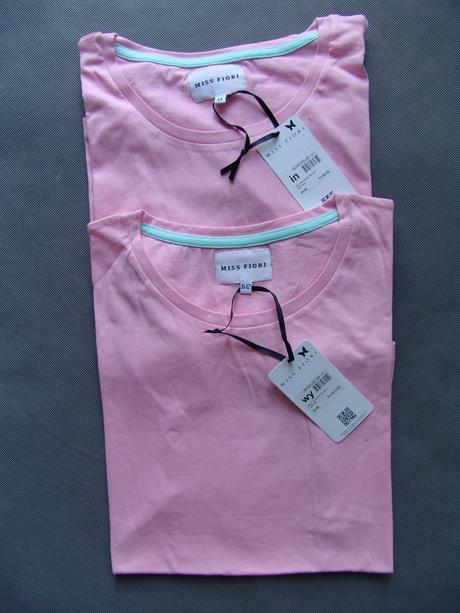 Světle růžové tričko, 146