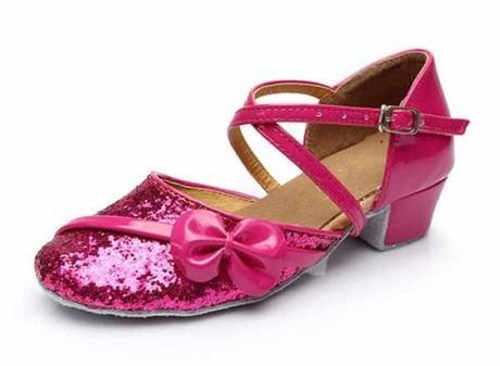 Taneční střevíčky, boty - 26-38, 28