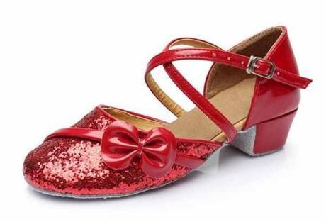 Taneční střevíčky, boty - 26-38, 32