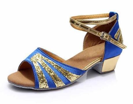 Taneční střevíčky, boty - 30-41, 36