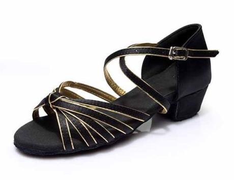 Taneční střevíčky, boty - 30-41, 40