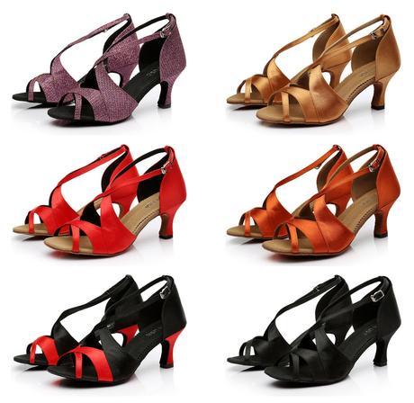 Taneční střevíčky, boty, sandálky, 35-40, 35