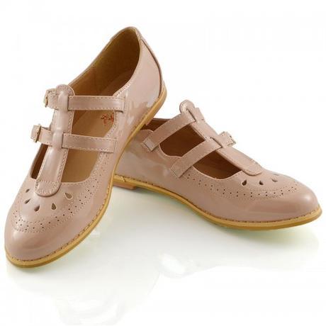 Tělové retro sandálky, lodičky, 36-41, 39