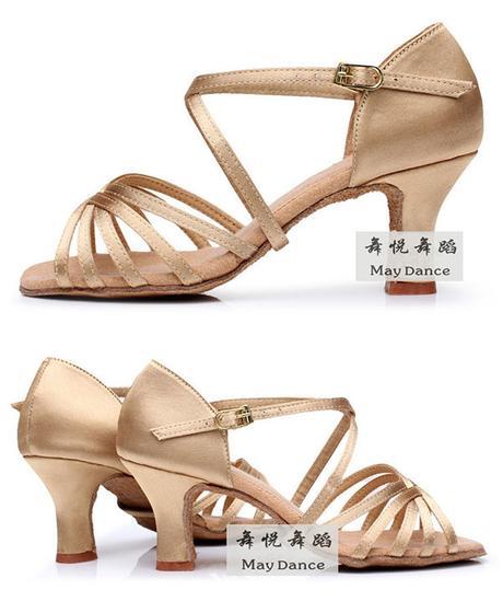 Tělové sandálky, možno i dovnitř na svatbu, 37