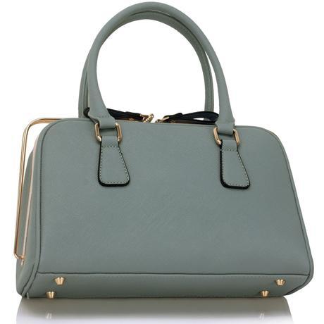 Tmavě modrá kabelka, taška,