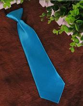 Tyrkysová dětská kravata,