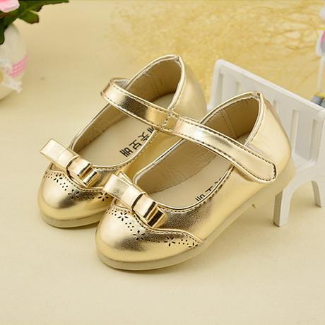 Zlaté dětské botičky, 21-30, 21