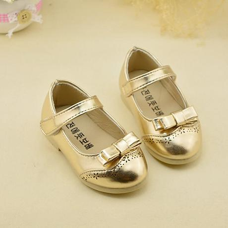 Zlaté dětské botičky, 21-30, 25