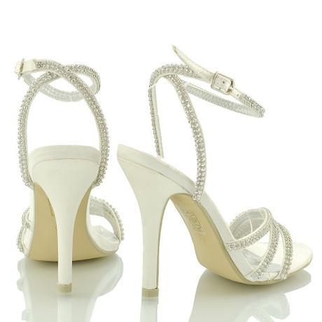 Zlaté plesové, taneční sandálky - 36-41, 37