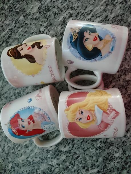 Set pre dievčatá plus pohár ,