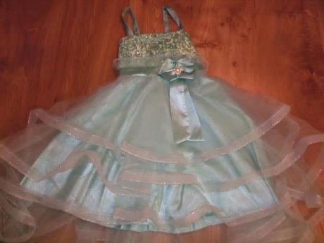 Šaty s bolerkom 122/128, 128