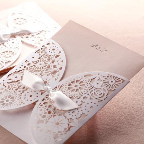 Novinka na trhu-Luxusné svadobné oznámenia,