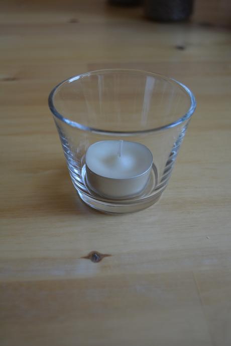 Svícny na čajové svíčky,