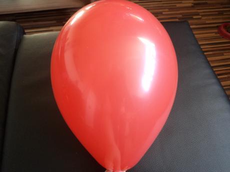 Balóny Červené AKCIA,