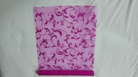 Organza glitrovana 47 cm,rozne farby,