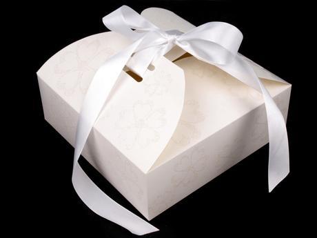 Papierová krabička na koláčiky,
