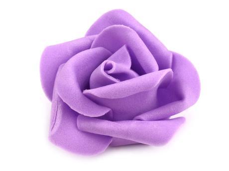 Ružičky k dekorácií, rôzne farby 6 cm,