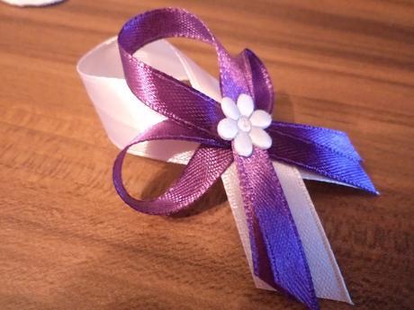Svadobné pierka 7,5 cm rôzne farby,