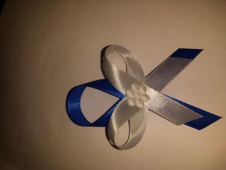 Svadobné pierka námornícká modrá,