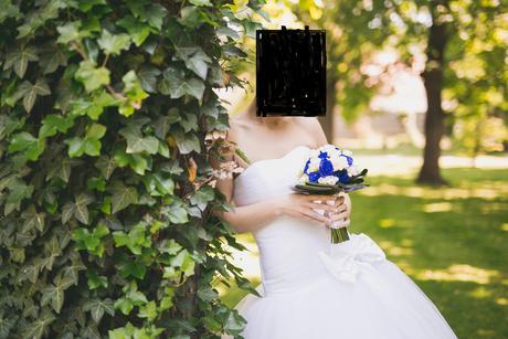 Svadobné šaty Stella, 38