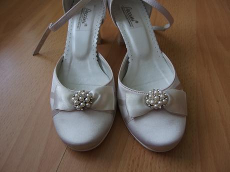 Svatební boty Peccini, 35