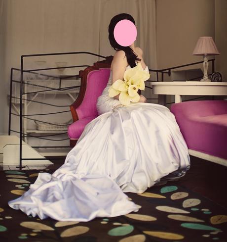 Luxusní šaty Adorae Maggie Sottero, 36