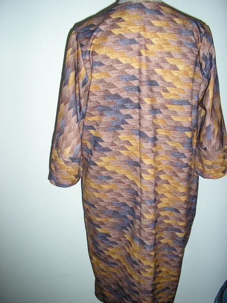 1001 Hnedé šaty, XXL