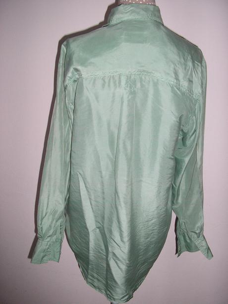1355. Hodvábna košeľa, S