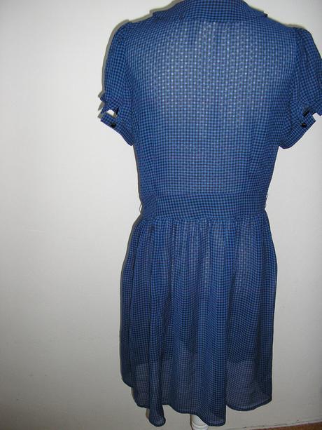 350. Atmosphere kockované šaty, 42