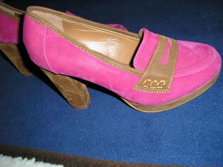 502. Semišové topánky                 , 38