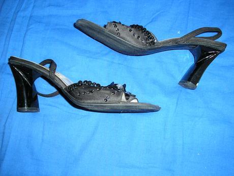 630. Baťa sandálky, 37