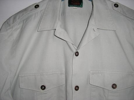 666. Pánska košeľa              , XL
