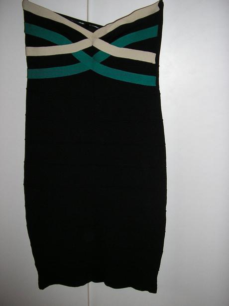 757. H&M šaty, M