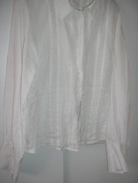779.  Biela košeľa eleg., 46