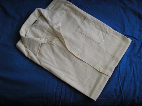 812. Krémová košeľa chl.   , 170