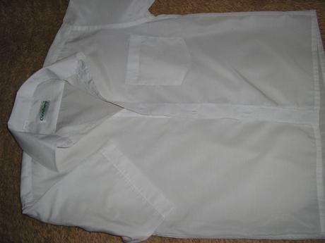 991Biela košeľa Century, 32