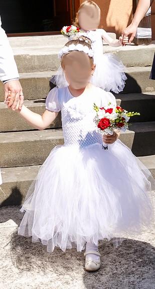 Tutu šaty - 1 ks,
