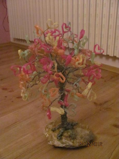 stromcek stastia a lasky,