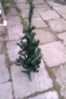 umelý Vianočný stromček - vyska 110cm,