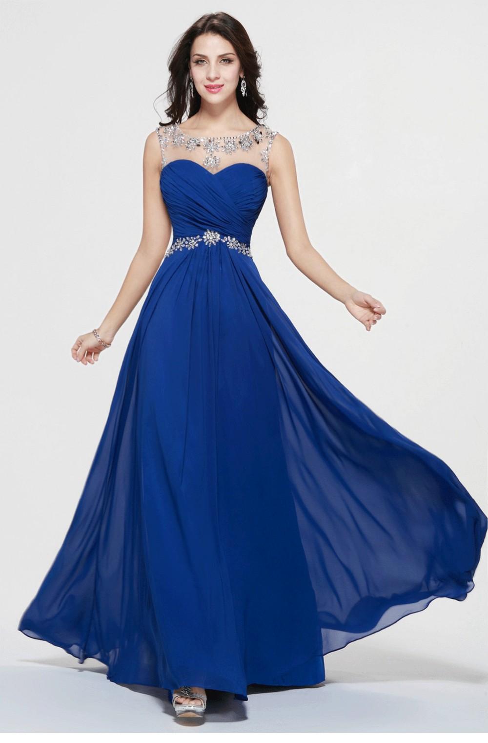 55739df20ce3 Nové plesové šaty vel 38