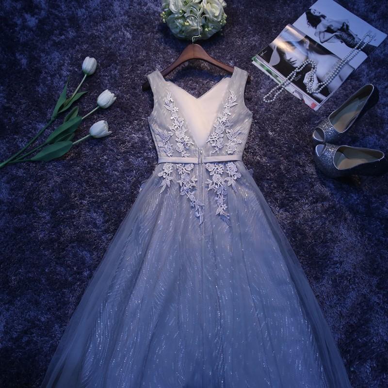 618f05d57e2 Plesové šaty modré