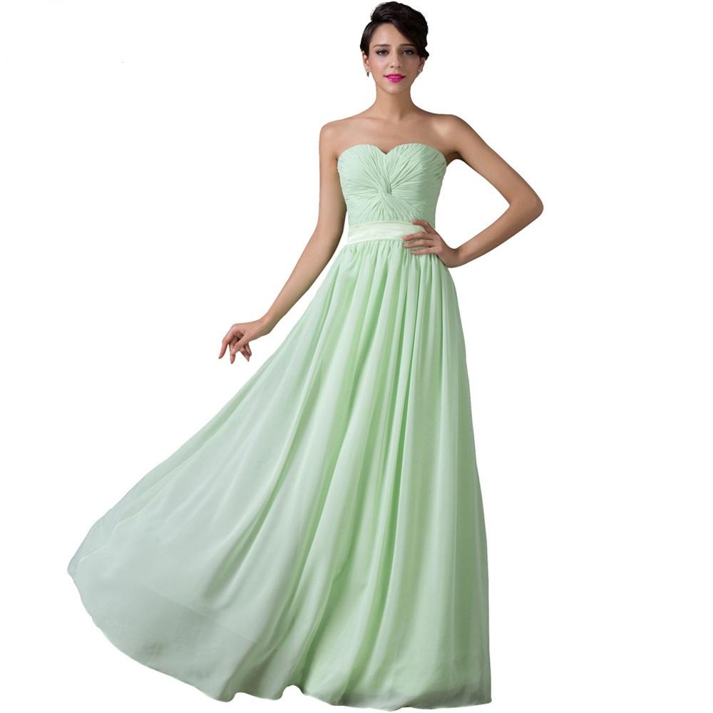 Společenské nebo večerní šaty mátové 1e5a6a52e2