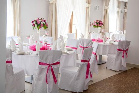Luxusní svatební potahy,