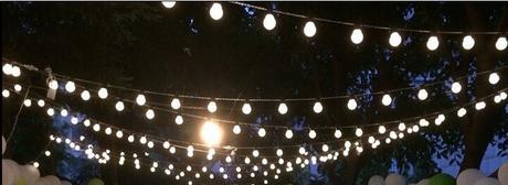 Profi párty osvětlení,