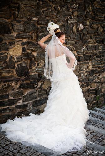Půjčím la sposa- mod. macarena, 38