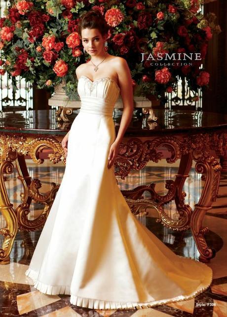Půjčím svatební šaty Jasmine, 36