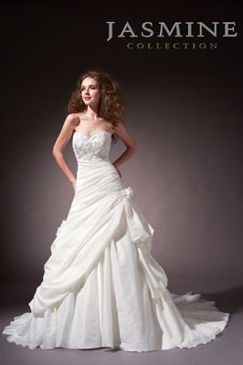 Půjčím svatební šaty Jasmine- originál, 38
