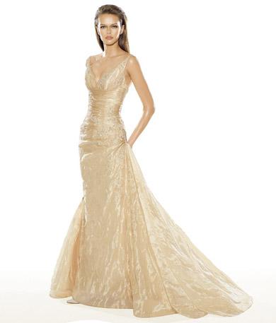 půjčím svatební šaty Jasmine , San Patrick, 38