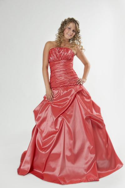 šaty pro maturantku, 44