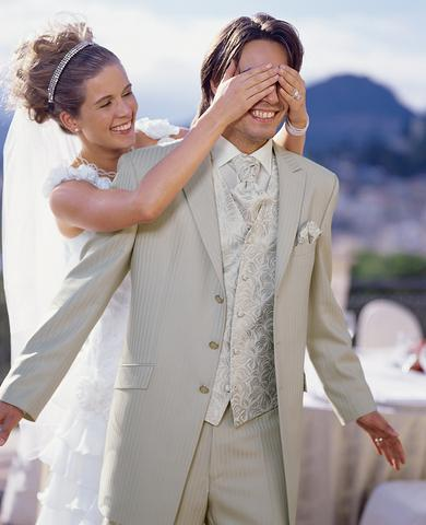 Svatební vesta zn.Wilvorst- vel 48/52, 48